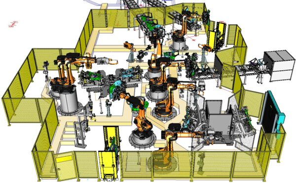 FORD 5BC – PROCESS SIMULATE